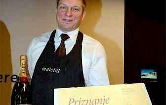 Filip Savić po treći je put postao najbolji hrvatski sommelier