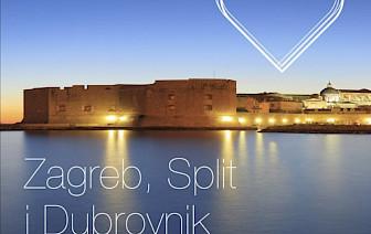 CROATIA AIRLINES: Letovi unutar Hrvatske od 11. svibnja