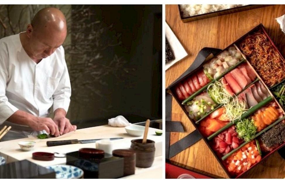 NAJSKUPLJA DOSTAVA NA SVIJETU Kultni njujorški restoran Masa dostavlja sushi boxove za 800 dolara