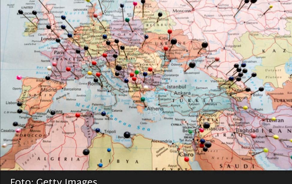 Kako spasiti ljeto u Europi: Članice Europske unije imat će crvene i zelene koronazone