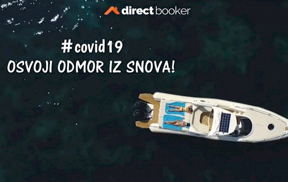Nagradna igra DIRECT BOOKER: odmor iz snova odaberi koga vodiš i gdje želiš ići!